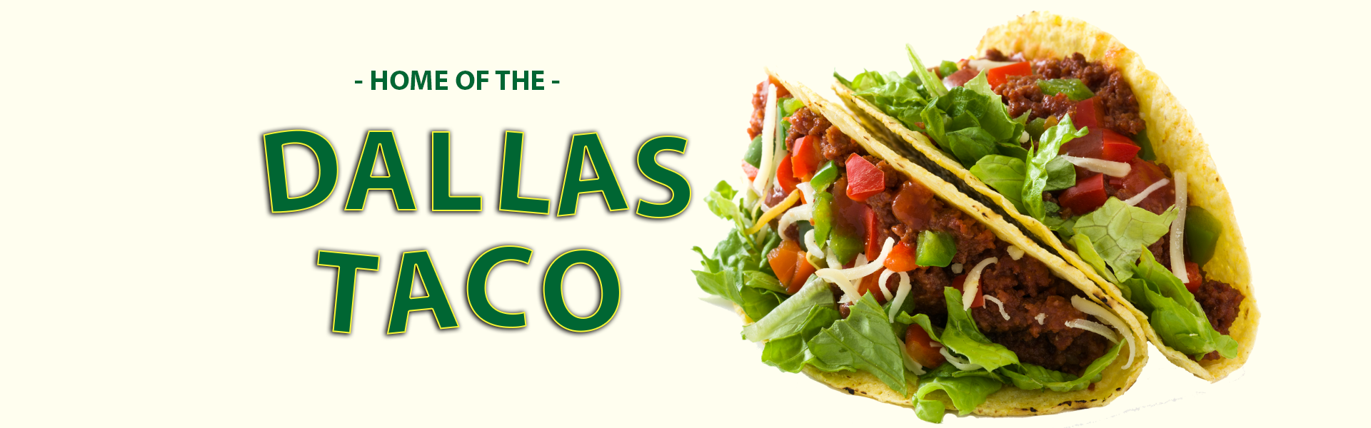 Dallas Taco | Dallas TX